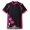 Primal Wear Orchid Black Women's Cycling Jersey