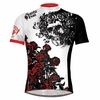 Grateful Dead Skulls & Roses Cycling Jersey Free Shipping