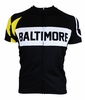 Hill Killer Baltimore Retro Cycling Jersey