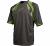 Fox Attack Graphite Short Sleeve Jersey