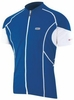 Louis Garneau Royal Lemon Cycling Jersey Free Shipping