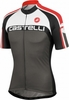 Velocissimo DS Cycling Jersey Anhtracite/White