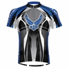 US Air Force Stealth Cycling Jersey Free Shipping