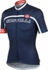 Velocissimo Team Jersey Navy/White