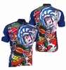 Samurai Battle Cycling Jersey Free Shipping