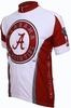 University of Alabama Crimson Tide Cycling Jersey Free Shipping