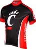 Cincinnati Bearcats Cycling Jersey Free Shipping