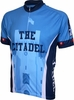 Citadel Bulldogs Cycling Jersey Free Shipping