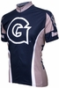 Georgetown University Hoyas Cycling Jersey Free Shipping
