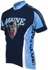 Maine Black Bears Cycling Jersey