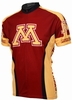 University of Minnesota Golden Gophers Cycling Jersey Free Shipping