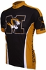 University of Missouri Tigers Cycling Jersey Free Shipping