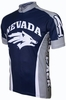 Nevada Reno Wolf Pack Cycling Jersey Free Shipping