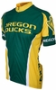 University of Oregon Ducks Cycling Jersey Free Shipping
