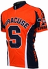 Syracuse University Orangemen Cycling Jersey Free Shipping
