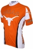 University of Texas Longhorns Cycling Jersey Free Shipping