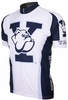 Yale University Bulldogs Cycling Jersey Free Shipping