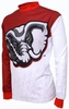 Alabama Crimson Tide Long Sleeved Bike Jersey
