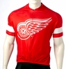 Detroit Red Wings Cycling Jersey Free Shipping