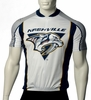 Nashville Predators Cycling Jersey Free Shipping