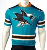 San Jose Sharks Cycling Jersey Free Shipping