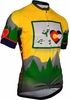 Its in My Heart Colorado Cycling Jersey