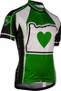 Its in My Heart Oregon Cycling Jersey
