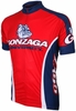 Gonzaga University Bulldogs Cycling Jersey Free Shipping
