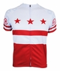 Washington DC Flag Cycling Jersey