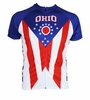 Ohio Flag Cycling Jersey