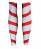 Hill Killer Candy Cane Arm Warmers