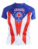 Ohio Flag Women's Cycling Jersey