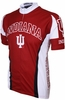 Indiana University Hoosiers Cycling Jersey Free Shipping