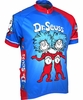 Dr. Suess Thing 1 and Thing 2 Cycling Jersey