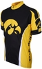 University of Iowa Hawkeyes Cycling Jersey Free Shipping