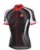 Castelli Punto Due FZ Cycling Jersey Black