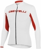 Castelli Prologo HD Longsleeve Cycling Jersey White