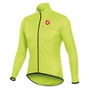 Castelli Squadra Cycling Jacket Neon Yellow