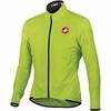 Castelli Leggero Jacket Neon Yellow