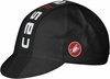 Castelli Prologo Black Cycling Cap Free Shipping