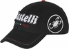 Castelli Circa 74 Black Ball Cap Free Shipping