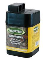 Moultrie 6 Volt Rechargeable Battery