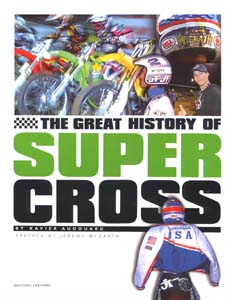 The Great History of Supercross- Book Limited Edition