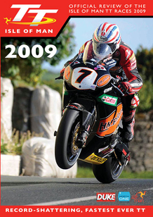 TT Isle of Man 2009- DVD