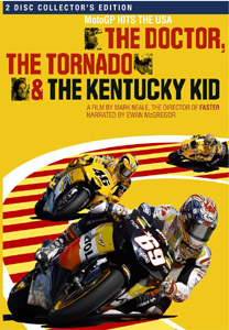 The Doctor, The Tornado, & The Kentucky Kid Collector's Special Edition- DVD