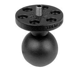 "RAM Mount 1"" Diameter Ball with 1/4-20 Stud for Cameras and POV Video Cameras Product # RAP-B-366U"