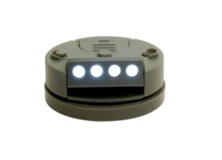Rotating 360 Degree Universal LED Light Great for Saddle Bags
