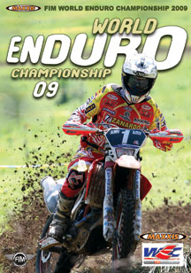 WORLD ENDURO CHAMPIONSHIP 2009- DVD