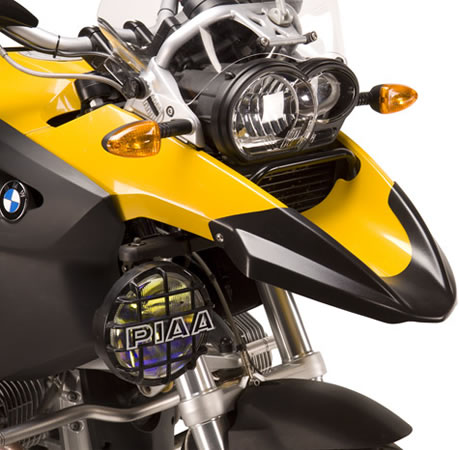 Front Beak Extension for BMW R1200GS Years 2008 - 2012