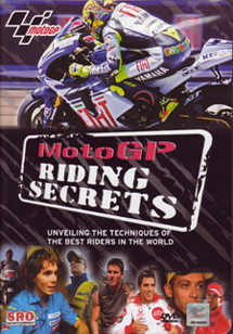 MotoGP Riding Secrets- DVD